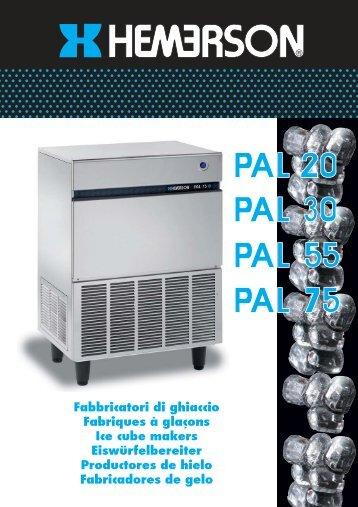 Fabbricatori di ghiaccio Fabriques à glaçons Ice cube ... - Resto.ch