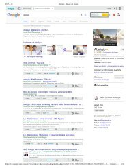 JMS Marketing SEO Campaign and Personal Branding Strategy for Abel Jimenez - Google Mexico Serps Results 12 May 2017, Los Angeles, CA