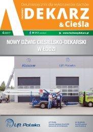 Fachowy Dekarz & Cieśla 2017/4