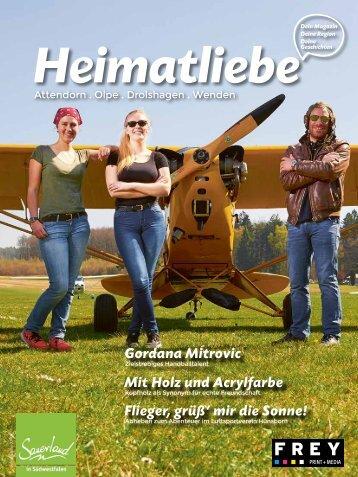 Heimatliebe Leseprobe Augabe 2 - Sommer/Herbst 2017