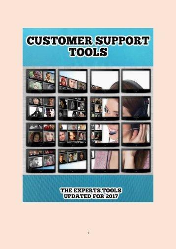 10 Customer Support Tools