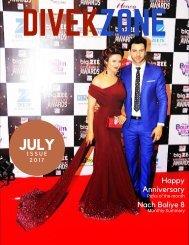 DIVEKZONE Magazine July Issue