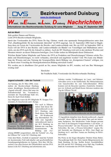 Wesel, ObErhausen, MüLheim, Duisburg Nachrichten