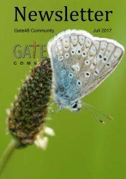 Newsletter Juli 17