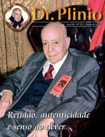 Revista Dr. Plinio 221