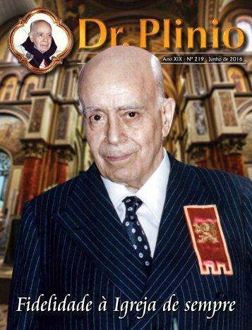 Revista Dr. Plinio 219