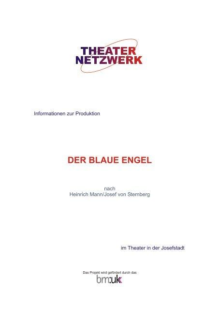 DER BLAUE ENGEL - Theater Hameln