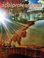 Spa & Wellness MexiCaribe 16, Invierno 2014
