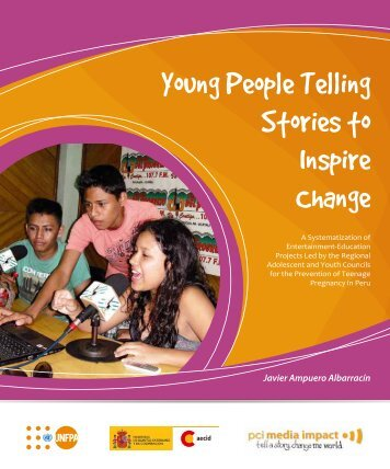 Young People Telling Stories To Inspire Change