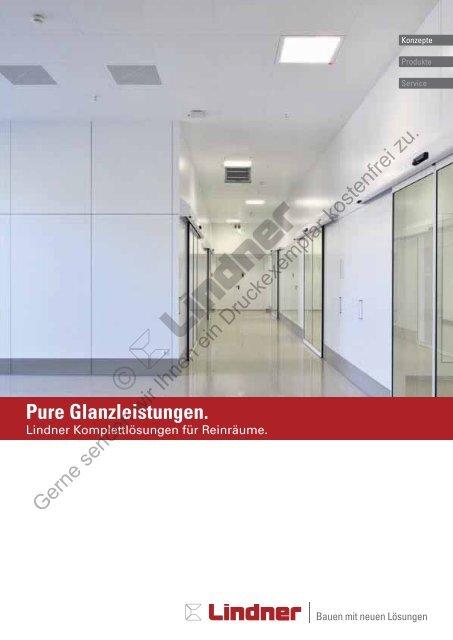 Pure Glanzleistungen. - Lindner Group