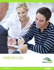 9 Steps to Buying A Home - Buyer's Guide