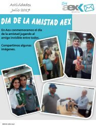 Revista AEX_03 julio
