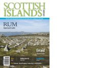 Scottish Islands Explorer 44: Jul / Aug 2017