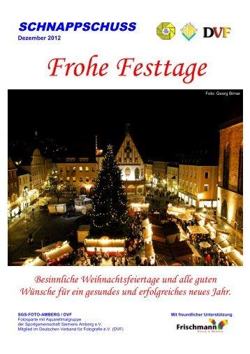 Frohe Festtage Besinnliche Weihnachtsfeiertage und alle guten ...