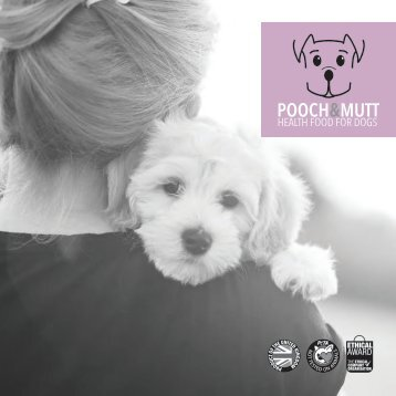 Pooch & Mutt Product Guide (2017)