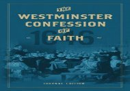 Westminster Confession of Faith: Journal Edition (Nathan Eshelman)