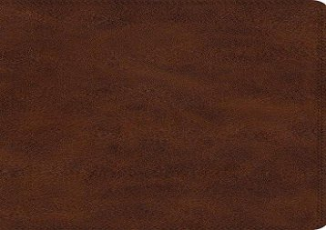 ESV Giant Print Bible (TruTone, Deep Brown) (ESV Bibles by Crossway)