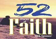 52 Stories of Faith (Rick Spooner)