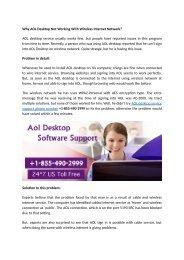 AOL_Desktop_Service_Support_phone_number +1-855-490-2999