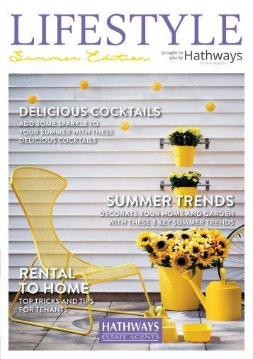 Hathways Lifestyle Summer Edition