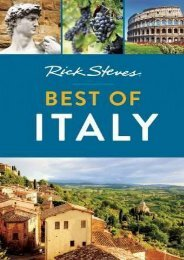 Rick Steves Best of Italy (Rick Steves)