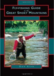 Fly-Fishing Guide to the Great Smoky Mountains (Don Kirk)