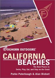 Foghorn Outdoors California Beaches: The Best Places to Swim, Play, Eat, and Stay on the Coast (Parke Puterbaugh)