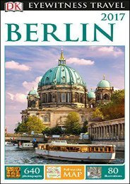 DK Eyewitness Travel Guide Berlin ()
