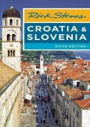 Rick Steves Croatia   Slovenia
