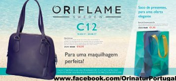 Oriflame - Flyer 12-2017