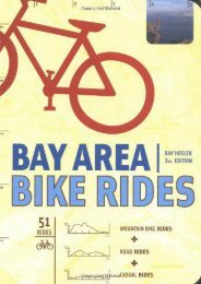 Bay Area Bike Rides: Third Edition