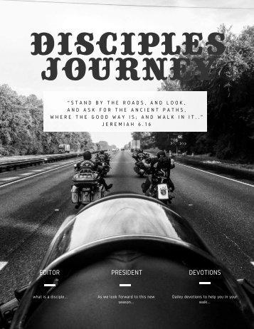 Disciples Journey (1)