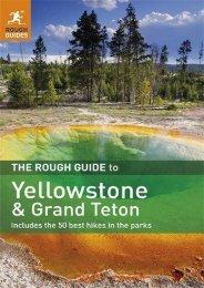The Rough Guide to Yellowstone   Grand Teton