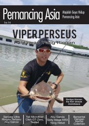 Pemancing Asia - Isu #054 Isu Digital - Malaysia