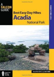 Best Easy Day Hikes Acadia National Park, 2nd (Best Easy Day Hikes Series)