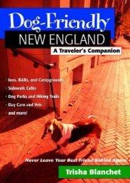 Dog-Friendly New England: A Traveler s Companion