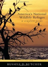 America s National Wildlife Refuges: A Complete Guide