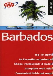 AAA Essential Guide: Barbados, 2nd Edition