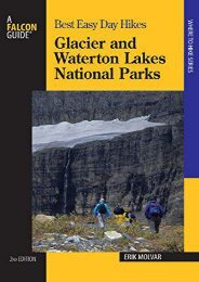 Best Easy Day Hikes Glacier and Waterton Lakes National Parks, 2nd (Best Easy Day Hikes Series)
