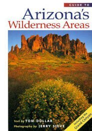 Guide to Arizona s Wilderness Areas (Wilderness Guidebooks)
