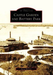 Castle Garden And Battery Park, NY (Images of America)
