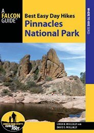 Best Easy Day Hikes Pinnacles National Park (Best Easy Day Hikes Series)