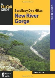 Best Easy Day Hikes New River Gorge (Best Easy Day Hikes Series)