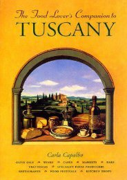 Food Lover s Comp: Tuscany