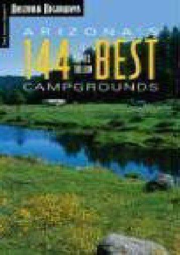 Arizona s 144 Best Campgrounds