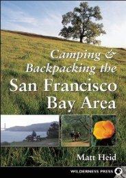 Camping and Backpacking San Francisco Bay Area