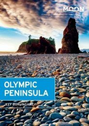 Moon Olympic Peninsula (Moon Handbooks)