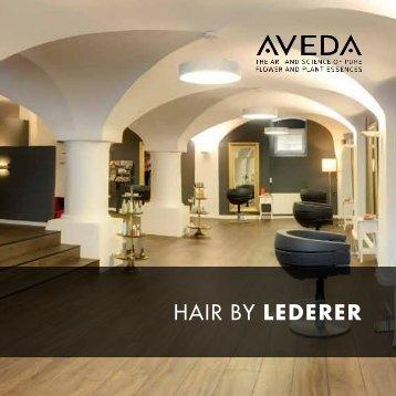Hair by Lederer