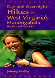 Day and Overnight Hikes in West Virginia s Monongahela National Forest
