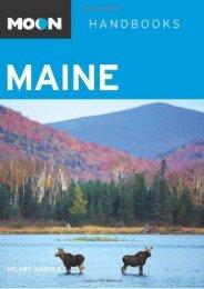Moon Maine (Moon Handbooks)